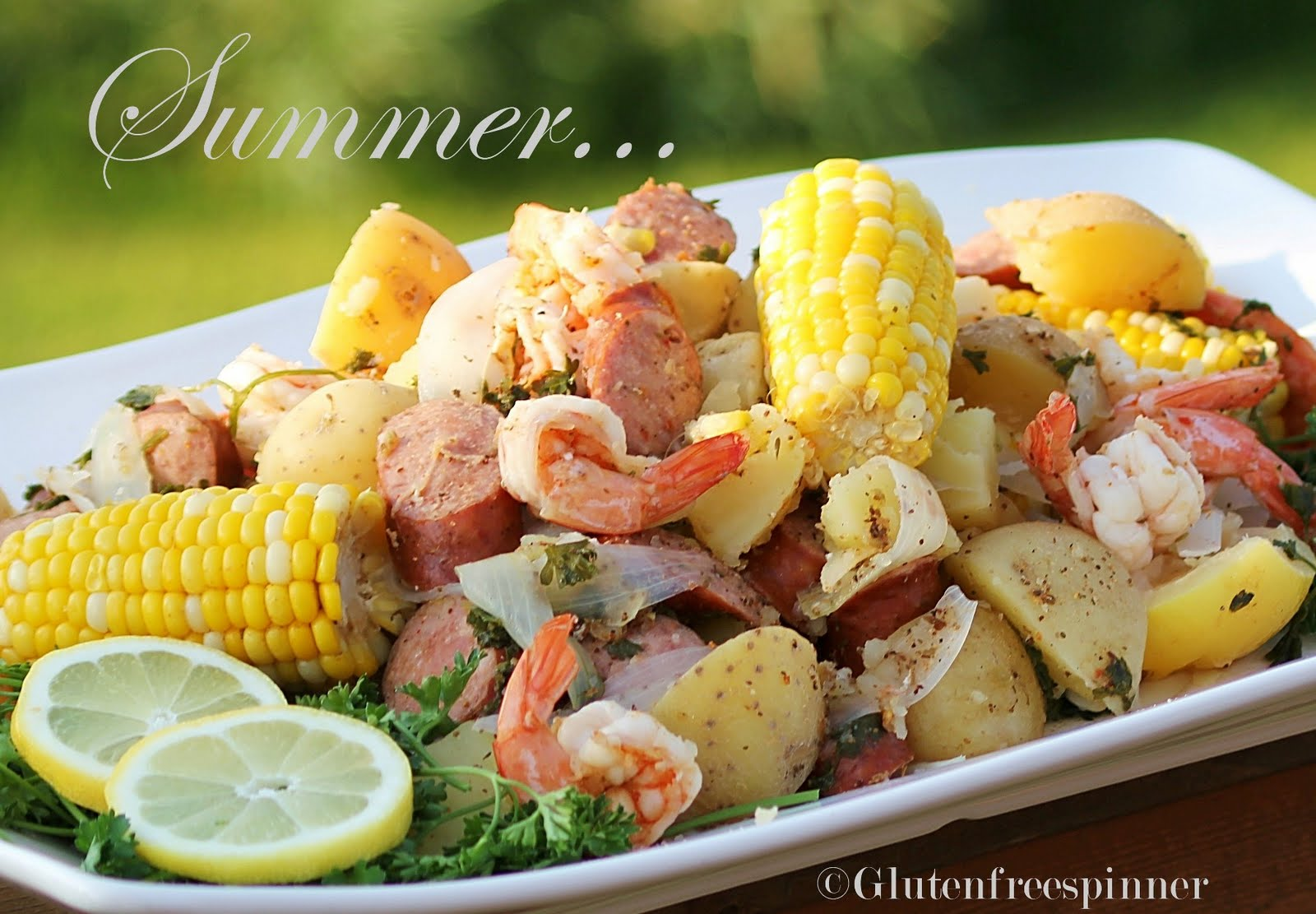 food brings people together quite like a shrimp boil print recipe full ...