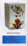 Mesin Gelato Ice Cream