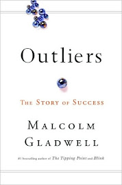 Outliers written By Malcolm Gladwell
