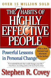The 7 Habits Of Highly Effective People written by Stephen R.Covey