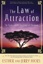 The Law Of Attraction written by Esther and Jerry Hicks