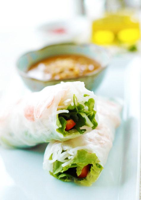 Vietnamese Spring Roll Dipping Sauce In Her Kitchen: Vietna...