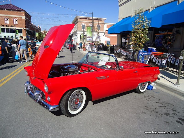 Hover Motor Company Get Ready For A Full Schedule Of Kansas City Car Shows Races And Cruises