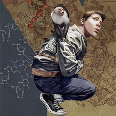 Y the Last Man Comic