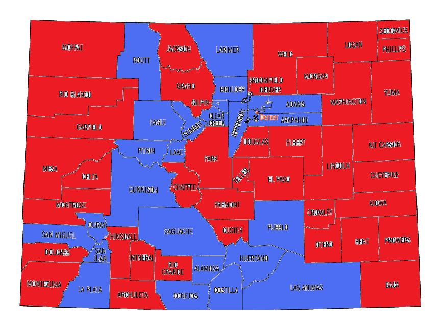 Races And Redistricting How Michael Bennett Won In Colorado