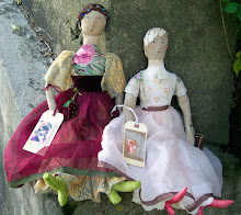 Maminka Girl Studio Handmade Dolls