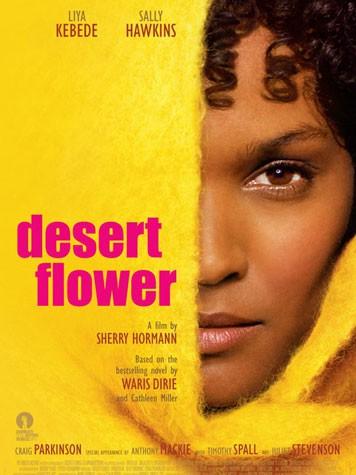 Filme Poster Flor do Deserto DVDRip RMVB Legendado