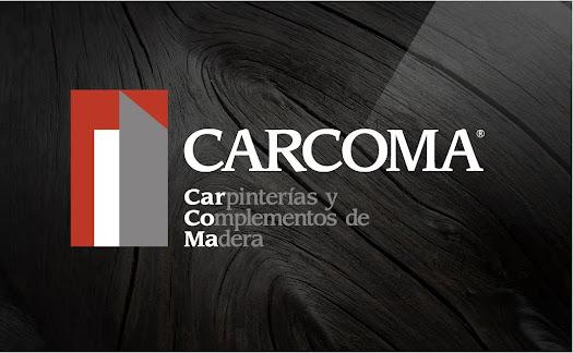 Logo Carcoma - Aarón Herrero