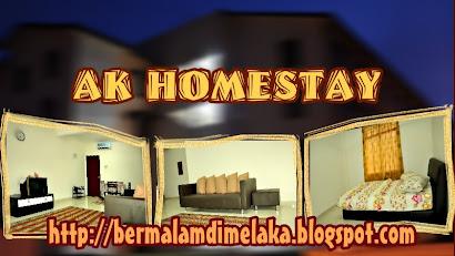 HOMESTAY AYER KEROH, MELAKA