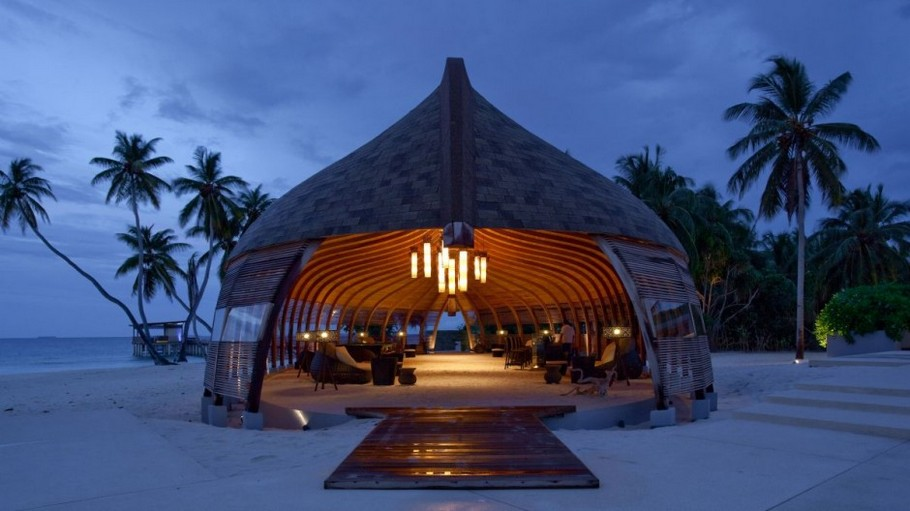 Hotels alila villas hadahaa in the males most beautiful houses in