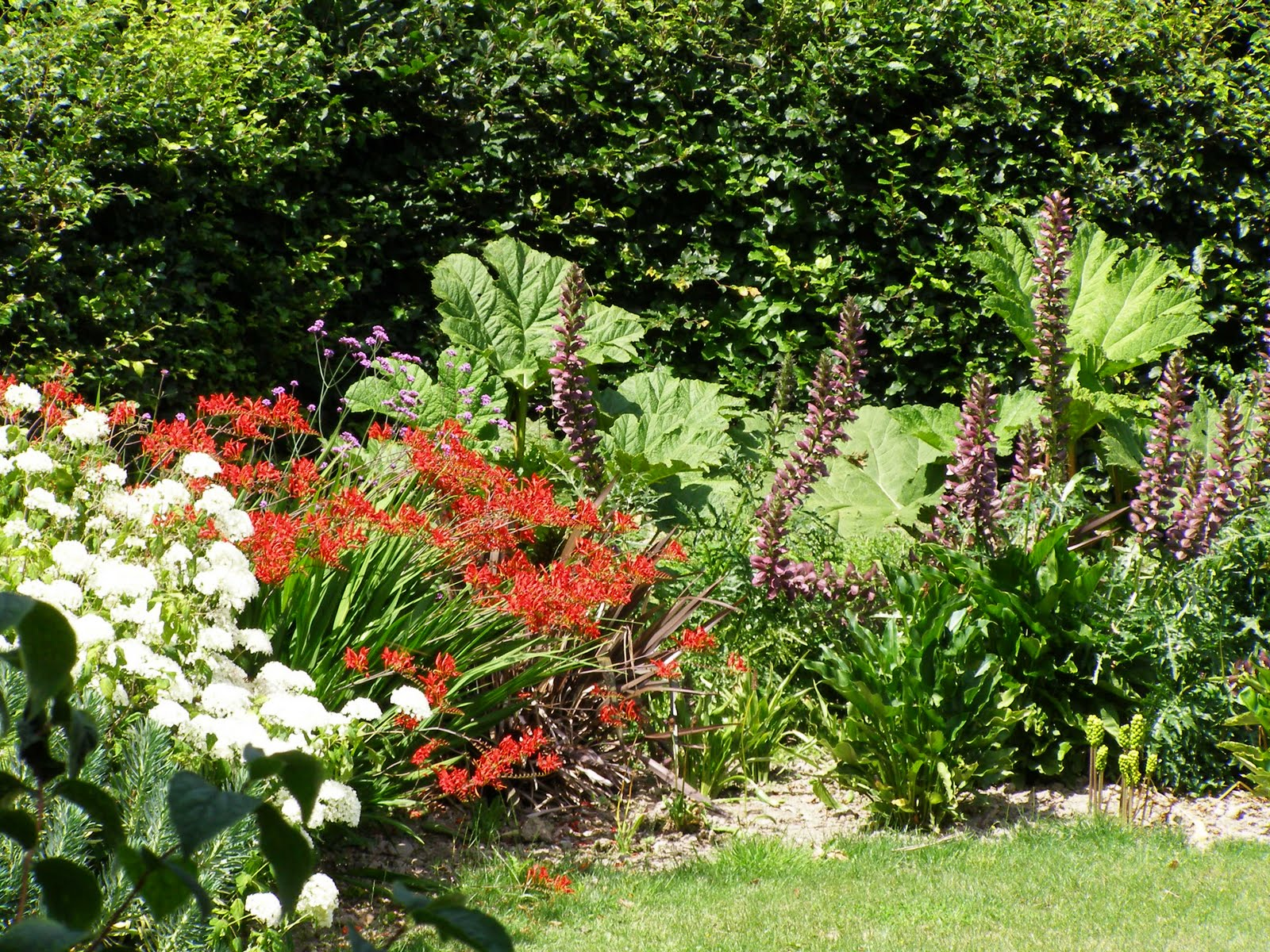 French country gardens - More Lush Garden Images Kerl 233 Dan