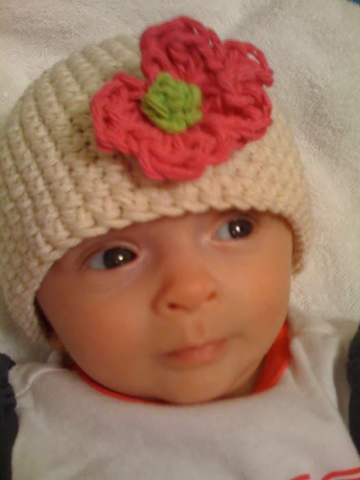 My Favorite Hat...thanks nana!