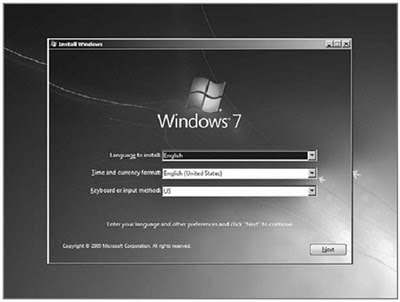Cara Menginstal Windows 7 - Menginstal Windows Seven