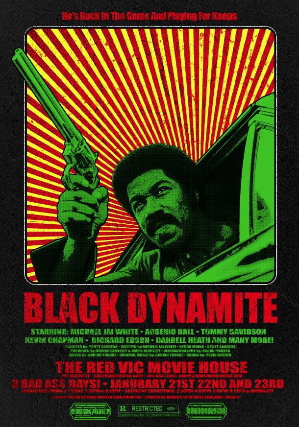 Black dynamite you done