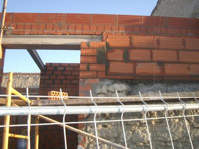 Mi casa por euros aislamiento t rmico en los muros exteriores - Aislamiento paredes exteriores ...