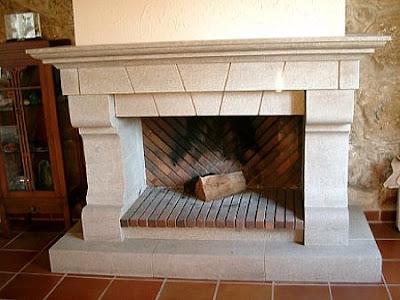 Mi casa por euros chimeneas y estufas de le a for Hogares a lena rusticos