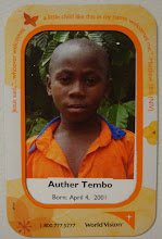 Our World Vision Child, Auther