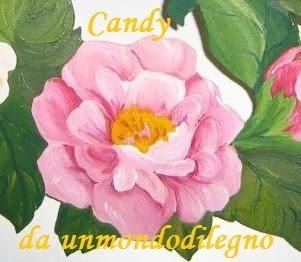 """Candy di... """"un Mondo di Legno"""""""