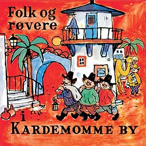 Folk & Røvere - It's A Baby, Baby I Luv You Thing 2003