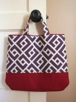 Fat Quarter Tote Bag