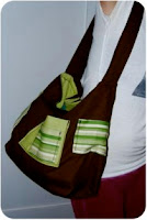 Customizable diaper bag