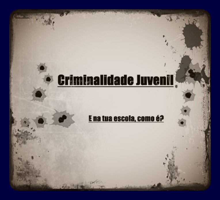 Criminalidade Juvenil
