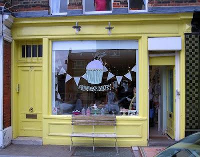 Cafe Primrose Hill Road