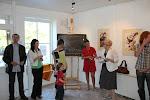 ------------------------------ Galerie de buzunar              Miro Mara.....   grafica si ceramica