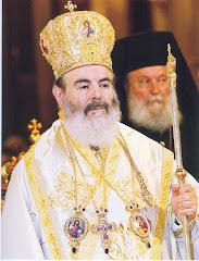 + Αρχιεπίσκοπος Αθηνών και πάσης Ελλάδος Χριστόδουλος (1939-2008)