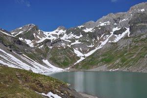 Photo : Alain Rongier (24 juin 2010) - Lac de la Vogealle