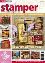 BEST CARD CATEGORY FOR STAMPER OF THE YEAR 2009