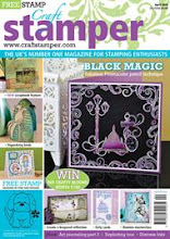 PUBLISHED IN CRAFT STAMPER MAGAZINE!!!