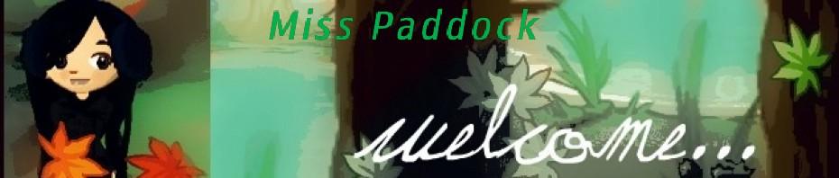 Miss Paddock