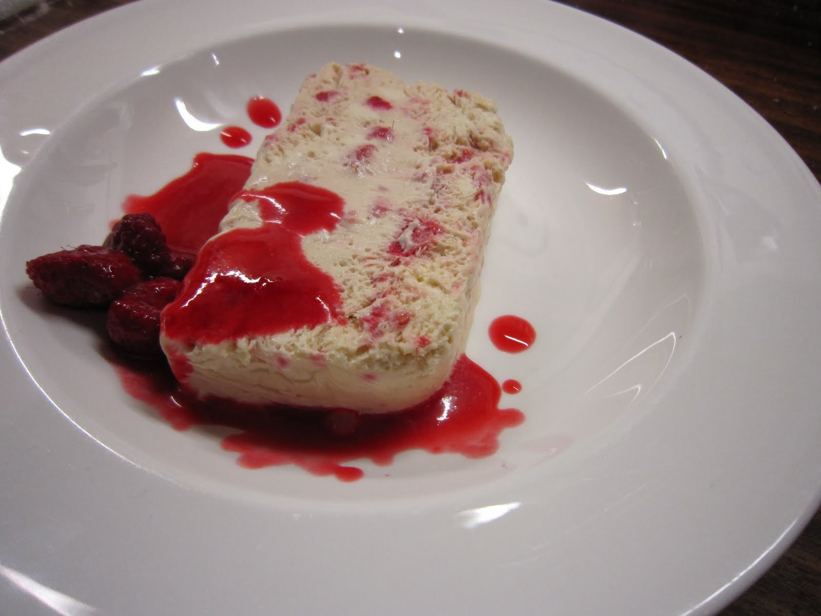 ... of strawberries and cream this semifreddo will reawaken your love for