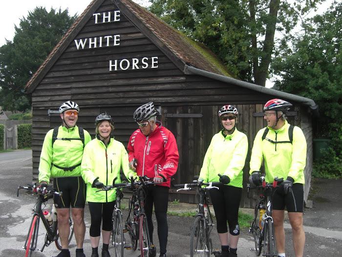 White Horse Riders