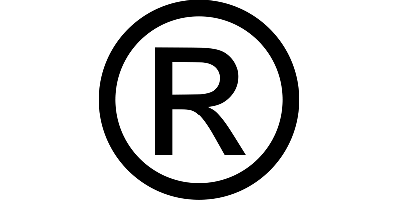 how to make registered trademark symbol on mac