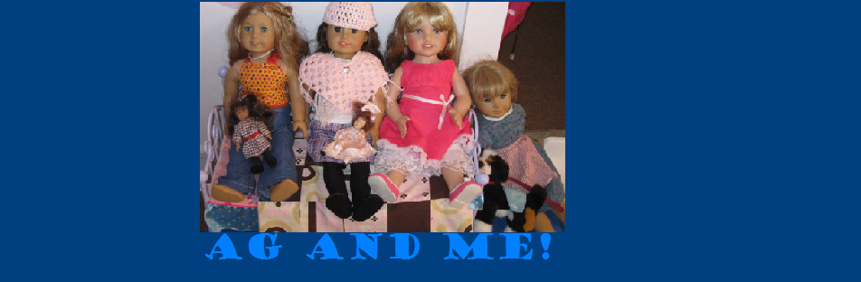 American Girl and Me