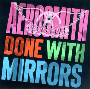 Done+With+Mirrors+ +Folder Aerosmith Done With Mirrors (Japanese Import)