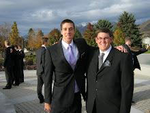 Elder Larkin and Elder Pearson