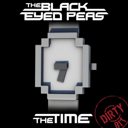 Black Eyed Peas The Time Dirty 2011