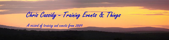 Chris Cassidy Training, Events & Things