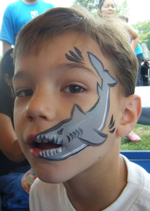Adventures of a Face Painter: June 2010