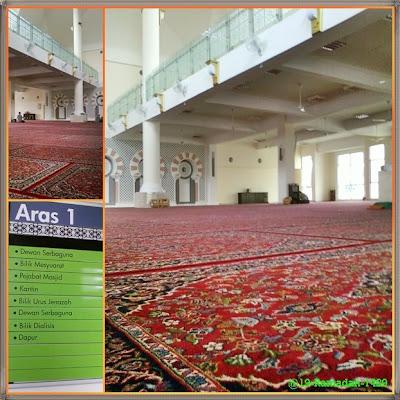 Af Lenses Masjid Jamek Sultan Abdul Aziz Pj