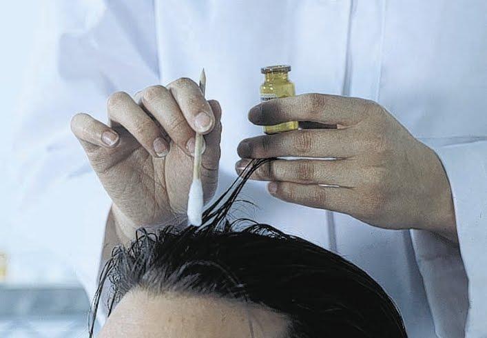 La gelatina contra la caída de los cabello las recetas