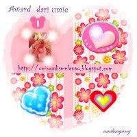 Award dr Umik gadis melayu