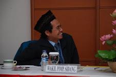 Wakil Pimpinan Sidang yg Bahagia