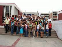 ALUMNOS-AS DE LA FACULTAD DE EDUCACIÓN UNIVERSIDAD NACIONAL DE TRUJILLO-PERÚ 2008