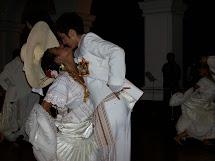 Grupo de danzas MINCHANZAMAN de la UNT - Perú.