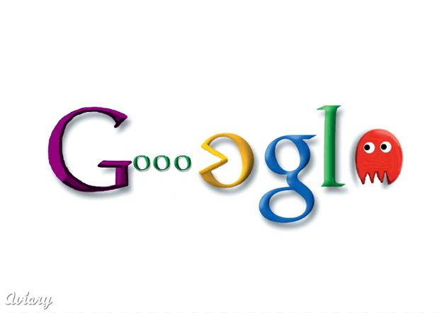 how to make google turn upside down