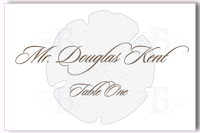 sand dollar place escort card